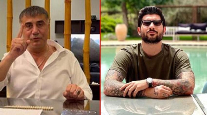 Sedat Peker'in oğlu Celalhan Peker'in pasaportu iptal edildi
