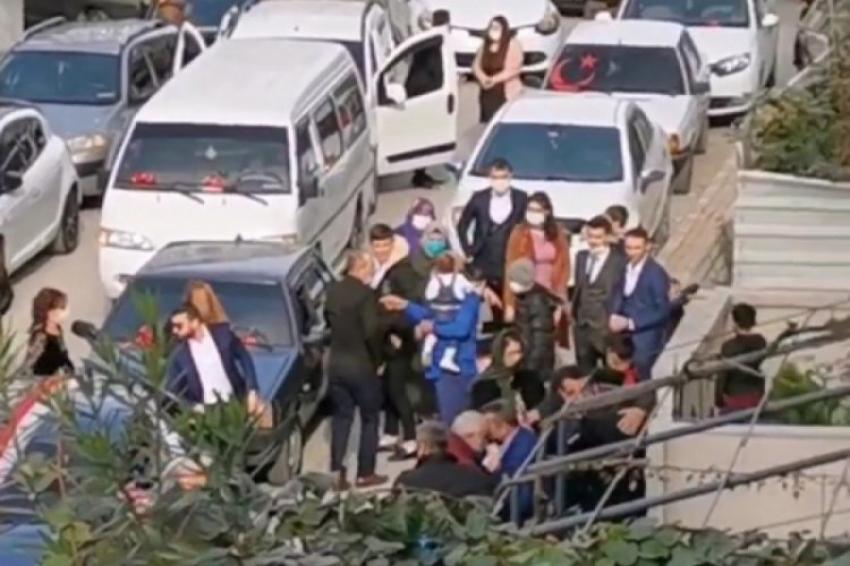 Bursa'da ölümü göze aldılar!