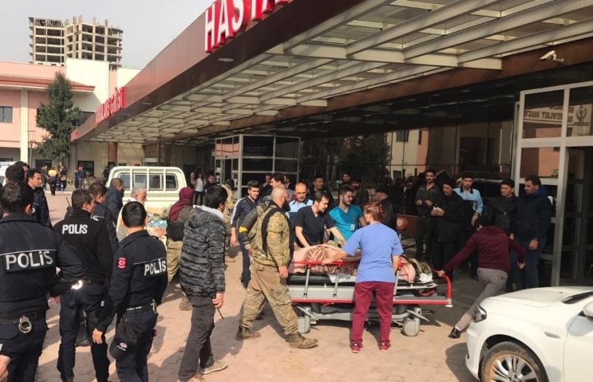 Afrin kırsalında çatışma: 1 ÖSO mensubu şehit, 2 yaralı