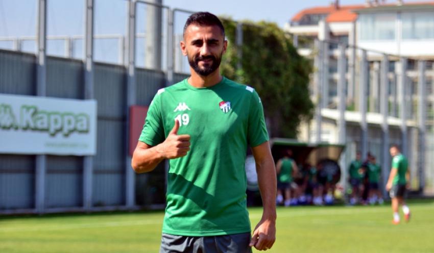Bursaspor'da kaptan olmak...