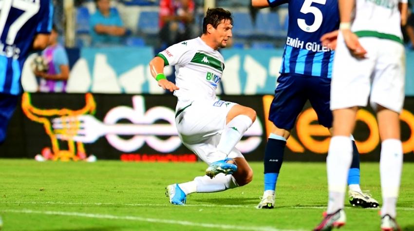 Seleznov ilk golünü attı