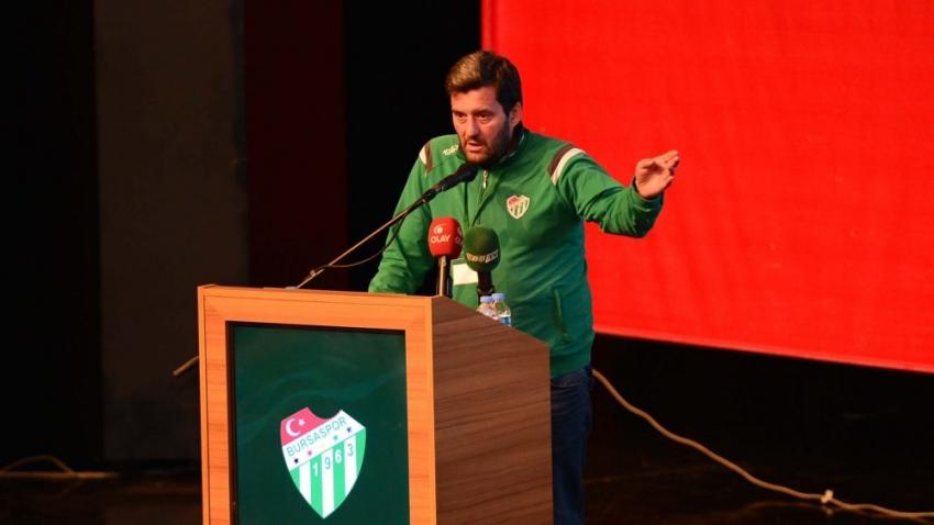 """Selim Kurtulan """"Bursaspor'u bitirmişler!"""""""