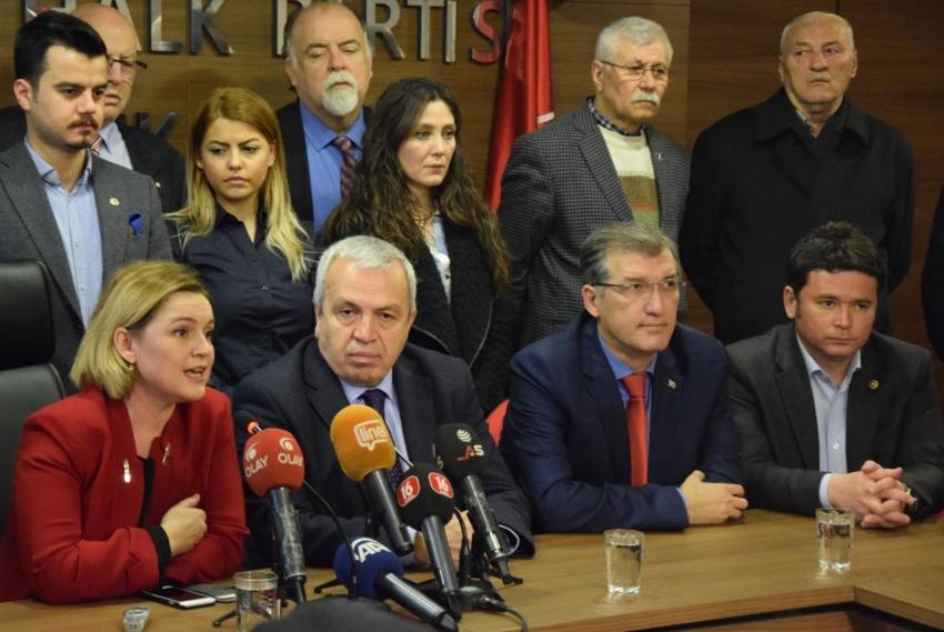 CHP'li Selin Sayek Böke, Bursa'da konuştu