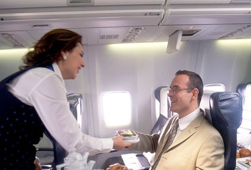"""THY """"en iyi hizmet veren havayolu"""" seçildi"""