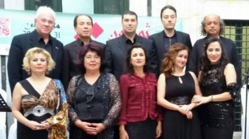 Serdar Kaşıkçılar Ensamble Tunus'u fethetti
