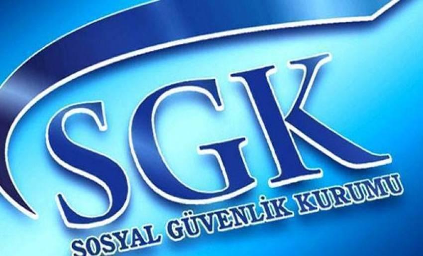 SGK'dan yeni müjdeler!