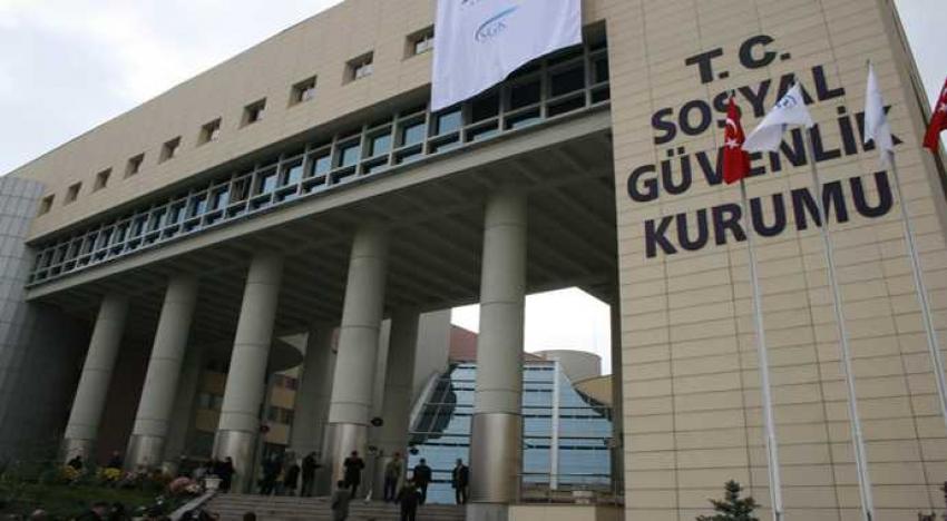 Bursa'da SGK binasında proje hareketliliği