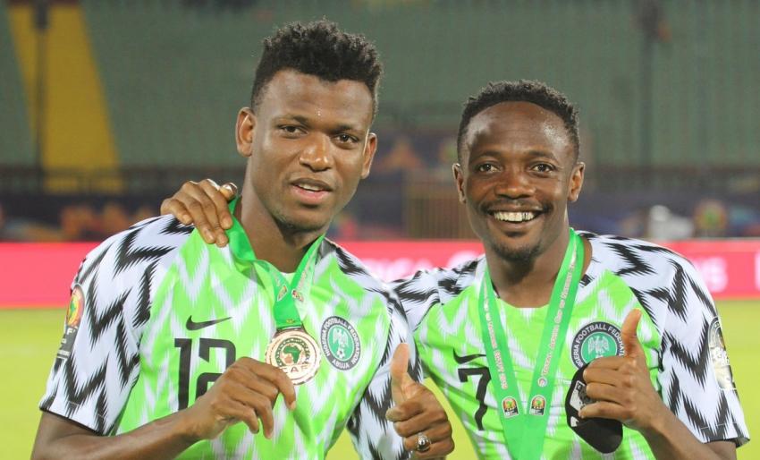 Shehu, Nijerya ile Afrika üçüncüsü