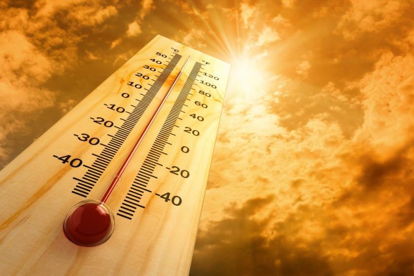 45 derecelik sıcaklık rutin hale gelecek