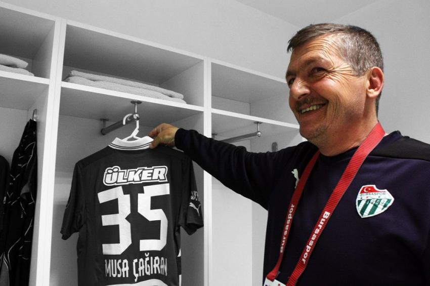 Bursaspor'un acı kaybı!