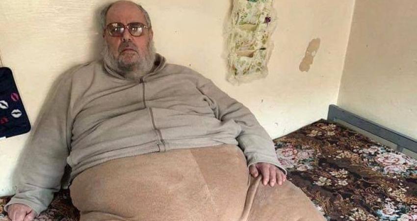 Sığınakta yakalanan obez terörist...