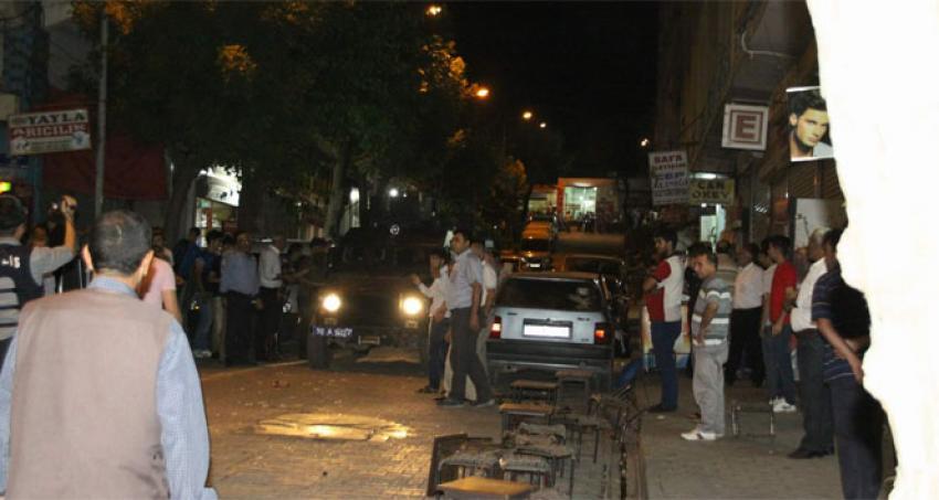 İzinsiz yürüyüşe polis müdahalesi! 4 gözaltı