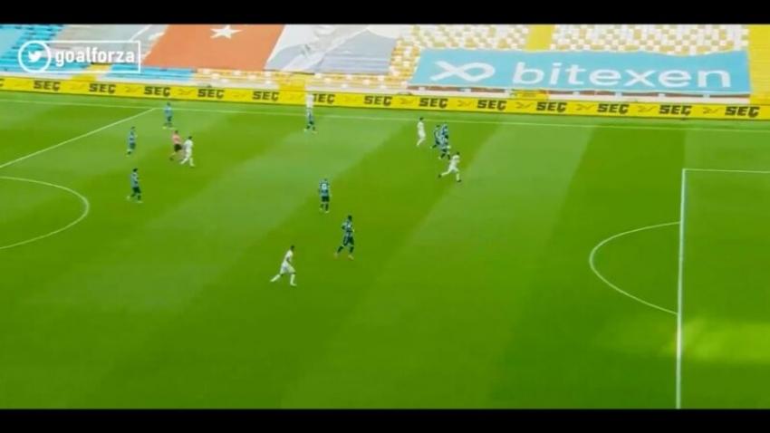Adana Demirspor maçında yine hakem faciası yaşandı