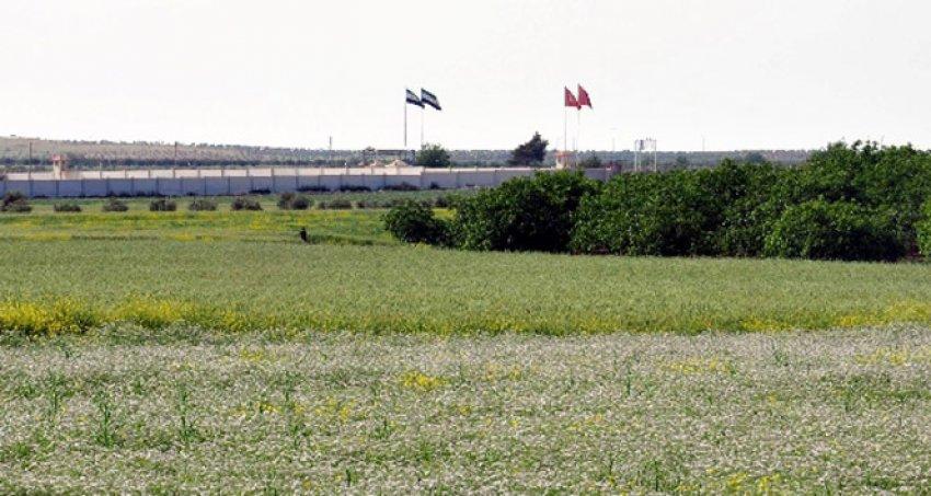Sınırda yabancı uyruklu 5 kişi yakalandı