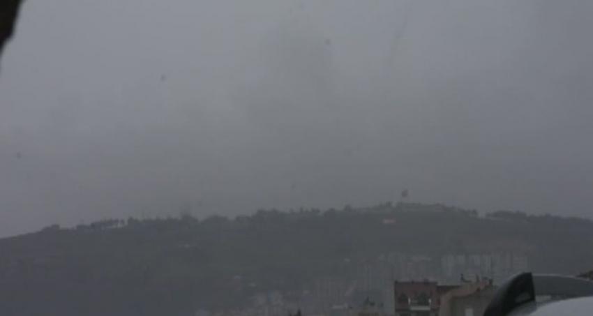 Sinop'ta füze deneme atışları