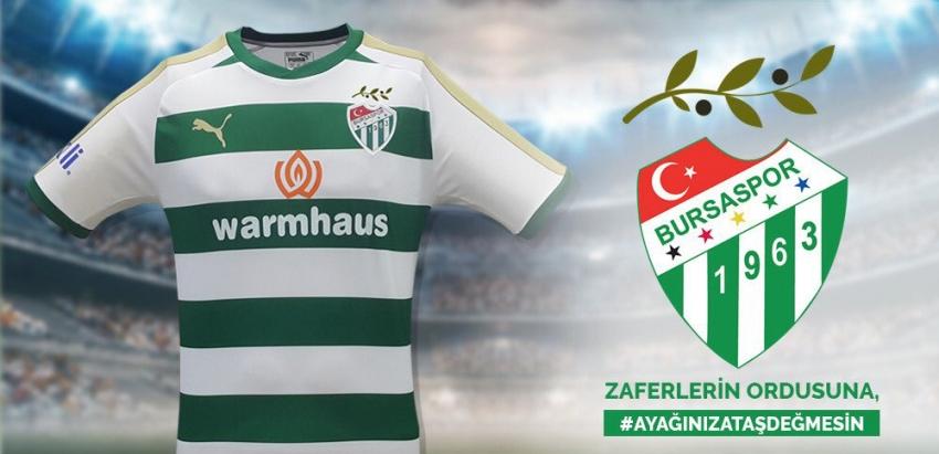 TSK'ya Bursaspor desteği