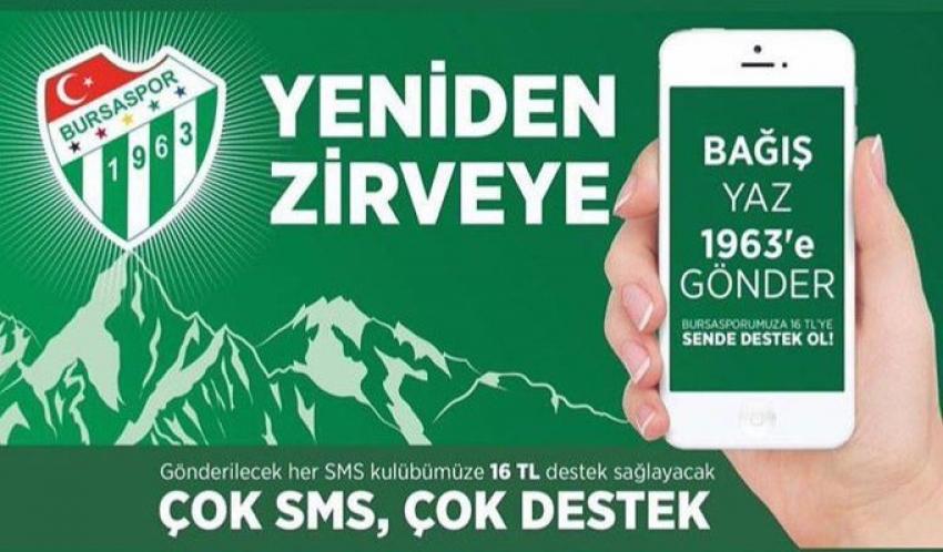 Haydi Bursaspor'a destek olmaya...