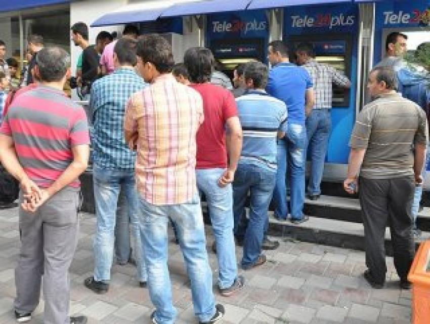 Soma'daki işçilerin tazminat ödemeleri başladı