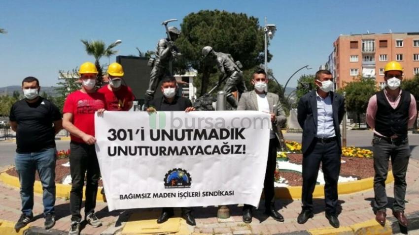 Somalı madenciler isyan etti