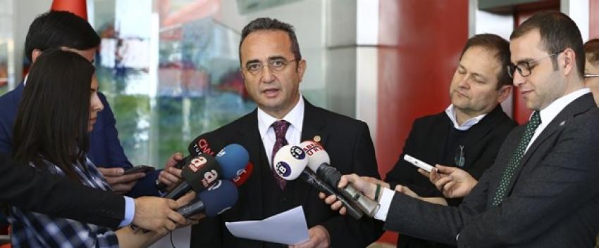 CHP'nin yeni sözcüsü belli oldu