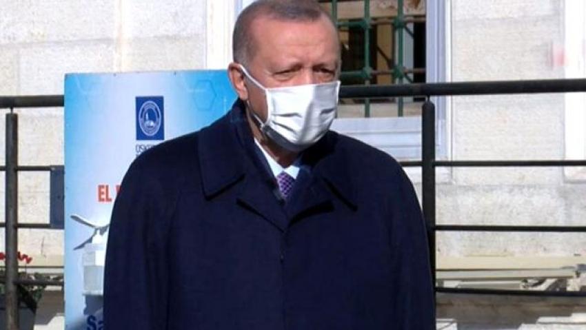 Cumhurbaşkanı Erdoğan: Koronavirüs tedbirleri almaya mecburuz ve alacağız