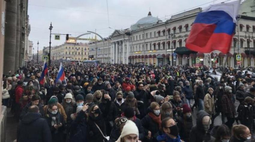 Rusya'da tansiyon yükseliyor