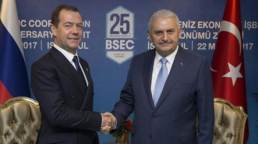 Rusya ve Türkiye'den ortak bildiri!