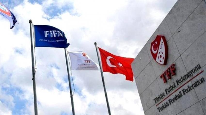Türkiye Futbol Federasyonu kararını verdi
