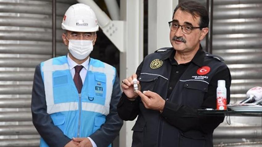Türkiye lityum üretimine 7 Aralık'ta başlıyor