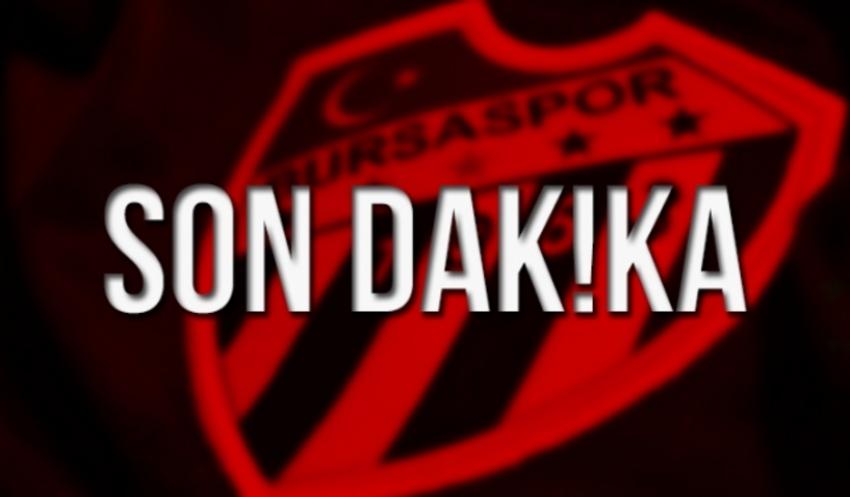 Bursaspor'un ilk 11 belli oldu!