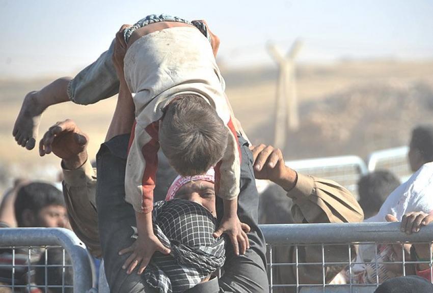 Suriyelilerin umudu Türkiye