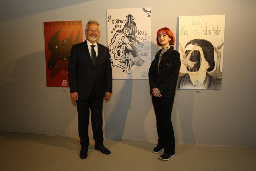 Nilüfer'de Kitap Kapağı Tasarım Yarışması'nda ödüller sahiplerini buldu