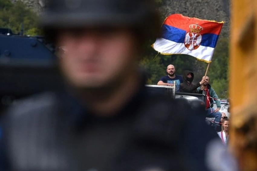 Sırbistan ve Kosova arasında gerginlik