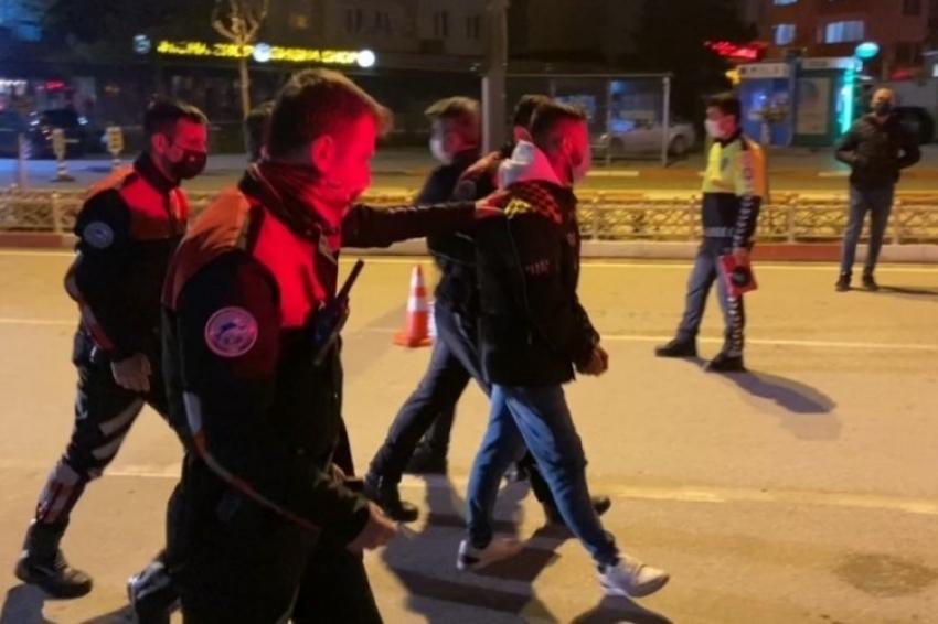 Bursa'da denetimde yakalandı