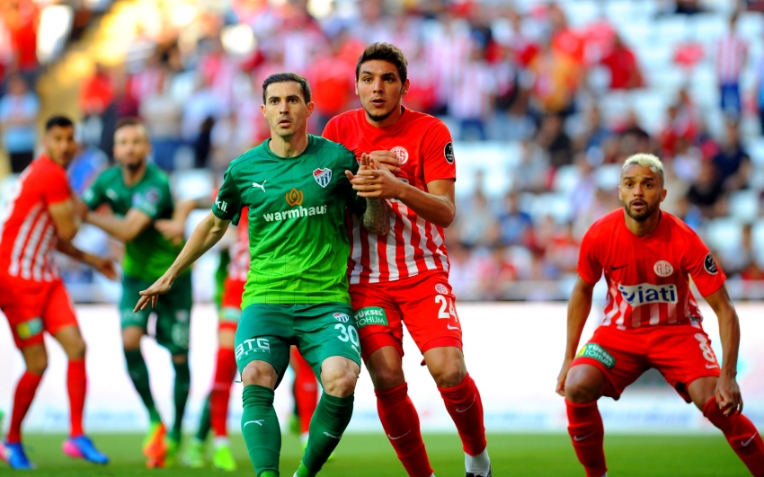 Antalyaspor 2-1 Bursaspor