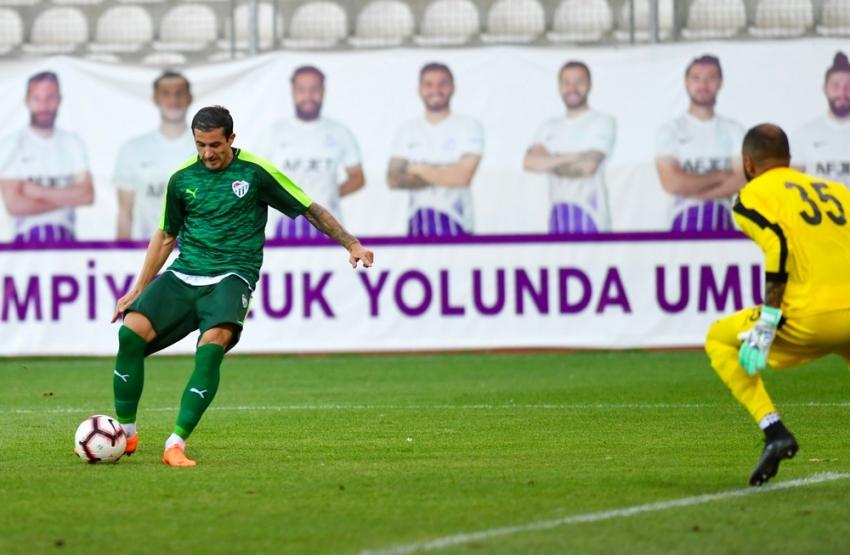 Bursaspor 1-0 Altay