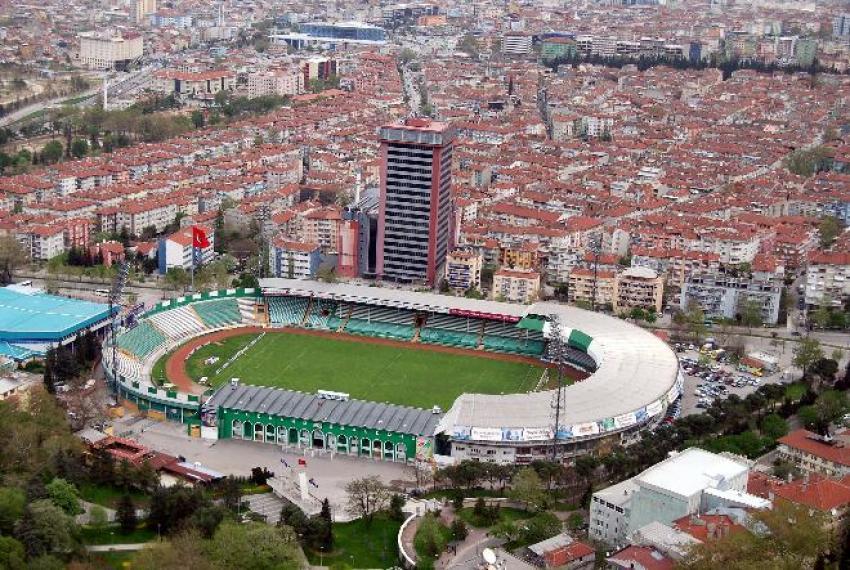 Bursa Atatürk Stadı ne olacak?