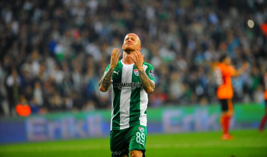 Stoch'tan Bursaspor açıklaması!