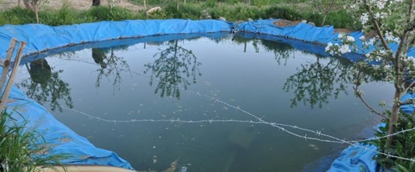Sulama göletine giren 2 çocuk boğuldu