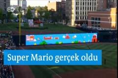 Super Mario'nun Gerçek Olması