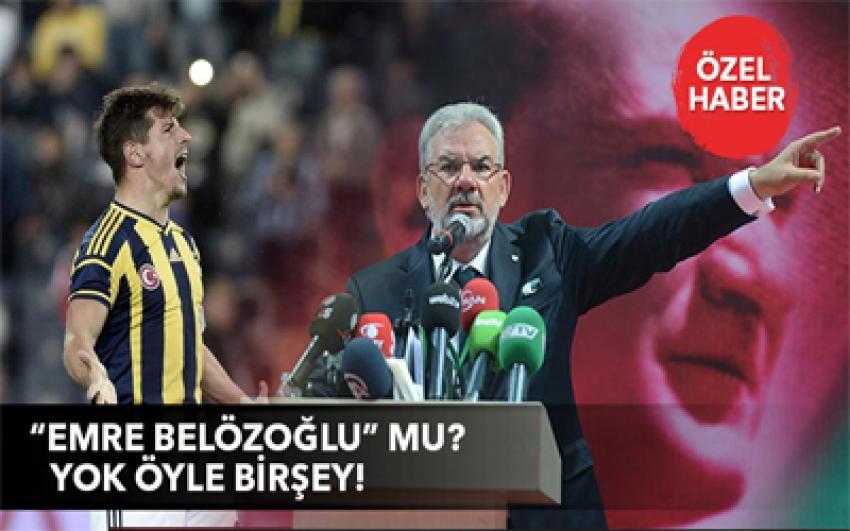 Bursaspor Emre'yi istemiyor!