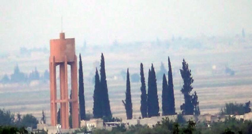 Suriye sınırında büyük çatışma!