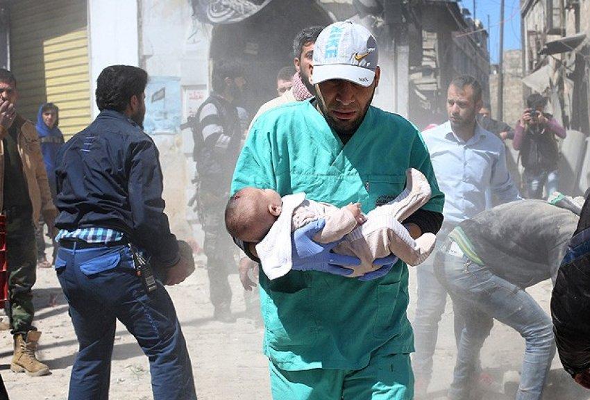 Esad ölüm yağdırmaya devam ediyor