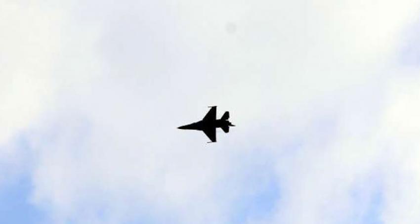Suriye'den F-16'ya radar tacizi