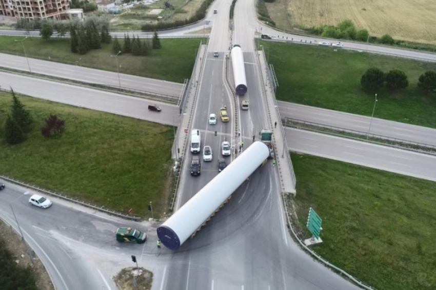 Bursa trafiğini durma noktasına getirdi!