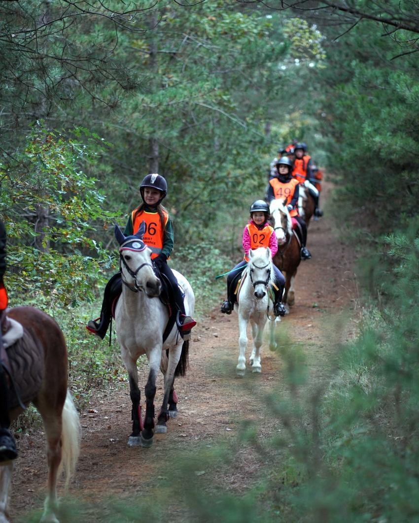 Bursa'da at üstünde doğayı keşfedin