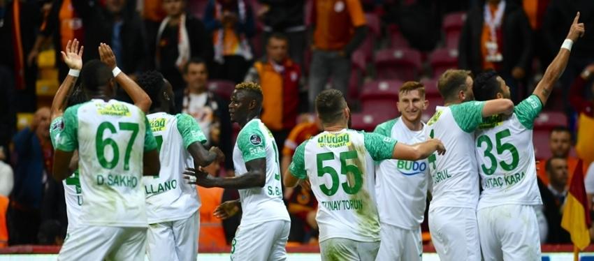 İşte Bursaspor'un Akhisarspor kadrosu