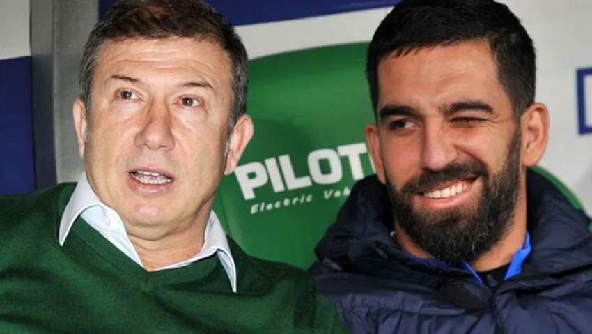 Tanju Çolak'tan Arda Turan'a çok sert eleştiriler