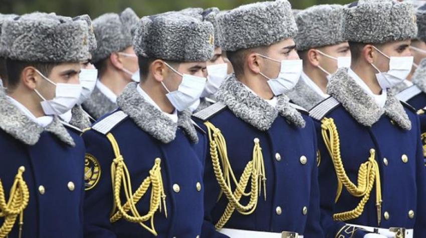 Türkiye ve Azerbaycan'dan düşmana korku saçan kareler