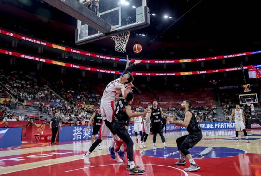 FIBA Olimpiyat Oyunları vizesini aldık